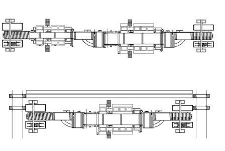 Linie Automata de formatizat si bordurat